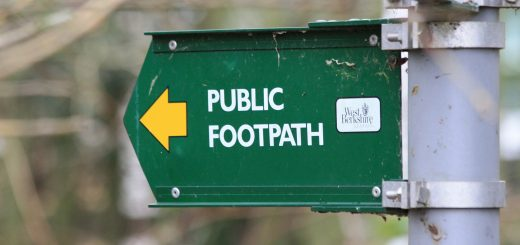 Can you navigate Tilehurst's footpaths?