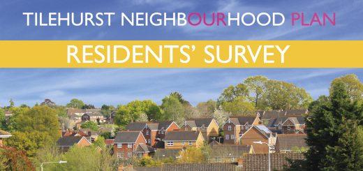 Resident's Survey goes live!